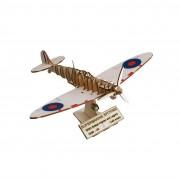 Art & wood Zrakoplov Spitfire battle of England