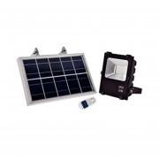 Foco Proyector de Área LED Solar 30W, Iluminación