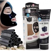 charcoal Bamboo Charcoal Oil Control Anti-Acne Deep Cleansing Blackhead Remover Peel Off Mask