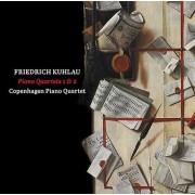 DACAPO JAZZ Kuhlau / Copenhague quatuor avec Piano - Piano quatuors nos 1 & 2 [SACD] USA import