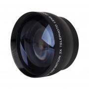 Lente Telefoto Para Nikon AF-S 18-55mm 55-200mm Camera