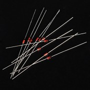 HITSAN 1500pcs 2V - 39V 30 Values 1/2W 0.5W Zener Diode Assorted Kit 50pcs Each Value One Piece
