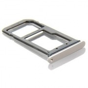 Sim Card Slot Sim Tray Holder Replacement Part for Samsung S-7 Edge(GOLD)