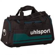 uhlsport Sporttasche BASIC LINE 2.0 - schwarz/lagune | S
