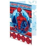 Čestitka novogodišnja Spiderman