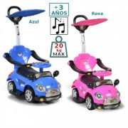 Bb gg Correpasillos evolutivo para niños Paradise Cartoon Toy Car