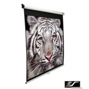 "SCREEN, Elite Screens M99NWS1, Manual, 99"" (1:1), 177.8х177.8cm, White (M99NWS1)"