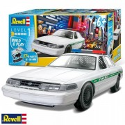 Ford police car revell rv6112
