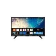 Smart TV LED 39 AOC LE39S5970 HD com Conversor Digital 2 HDMI 1 USB Wi-Fi Função Closed Caption - Preta