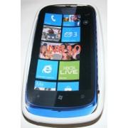 Силиконов гръб ТПУ за Nokia Lumia 610 Бял
