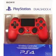 Джойстик Sony Playstation 4 Dualshock 4 Червен