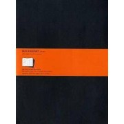MOLESKINE SRL Moleskine Ruled Cahier Xl - Kraft Cover (3 Set)
