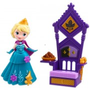 Disney hercegnők: Jégvarázs Elsa és a Trón játékszett