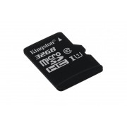 Card de memorie Micro SD Kingston, 32GB, SDC10G2/32GBSP, Clasa 10, fara adaptor SD