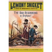 A Series of Unfortunate Events #1: The Bad Beginning, Paperback