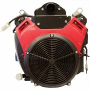 Honda Engines V-Twin Vertical OHV Engine with Electric Start -688cc, GXV Series, 1 1/8 Inch x 3.51/64 Inch Shaft, Model: GXV690RTAF2)