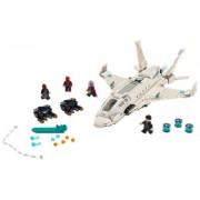 Lego Jet Stark y el Ataque del Dron