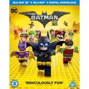 The LEGO Batman Movie 3D (Includes 2D Version)