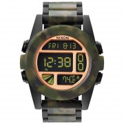 Reloj de pulsera Nixon Unit Ss A3601428-Verde