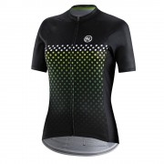 bicycle-line Maillots Bicycle-line Icona Black / Green