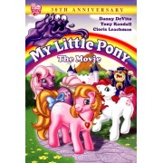My Little Pony: The Movie [30th Anniversary Edition] [DVD] [1986]