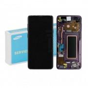 Samsung Repuesto Pantalla LCD/Táctil Original Violeta para Samsung Galaxy S9 Plus