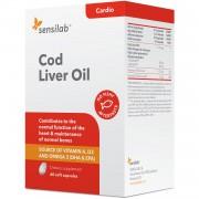 Cod Liver Oil (ulei din ficat de cod)