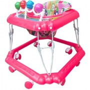 Oh Baby Baby Walker Pink color SE-W-12