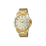 Reloj Casio Para Hombre Modelo: MTP-V004G-9B