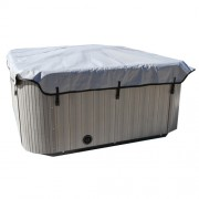 Abgal Soft Spa Cover Square 1.95 up to 2.1m Adjustable