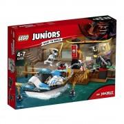 LEGO Juniors - Ninjago, Urmarirea lui Zane 10755