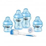 Tommee Tippee - Kit de inceput pentru nou nascuti, Blue