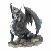 Roxzyle sárkány szobor