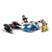 LEGO Star Wars™ 75196 A-Wing™ protiv TIE Silencer™ mikroboraca