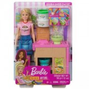 Кукла Barbie - Игрален комплект за приготвяне на нудли, 1710189