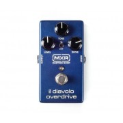 MXR Pedale Csp036 Custom Shop Il Diavolo Overdrive