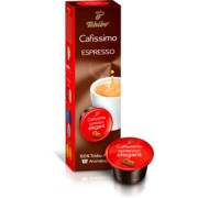 Capsule cafea, 10 capsule/cutie, Espresso, TCHIBO Cafissimo Elegant Aroma