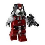 Lego Star Wars Sith Trooper Minifigure (Red)