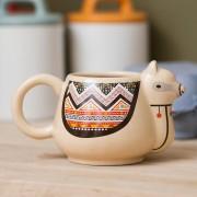 Чаша за Кафе и Чай – Лама (350мл.)
