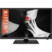Televizor LED Horizon 24HL5320H, 60 cm, Rezolutie HD, Slot CI+, Negru