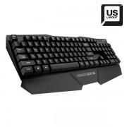 KBD, Sharkoon SharkZone K15, Full Metal, Gaming, USB