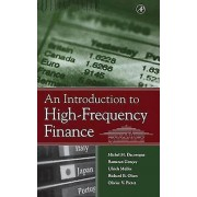An Introduction to HighFrequency Finance by Richard Olsen