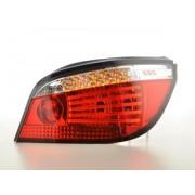 FK-Automotive fanali posteriori LED BMW serie 5 E60 berlina anno di costr. 08-09 rosso/chiaro