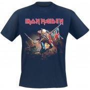 Iron Maiden Trooper Herren-T-Shirt - Offizielles Merchandise S, M, L, XL, XXL Herren