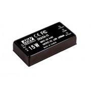 Tápegység Mean Well DKA15B-15 15W/15V/500mA