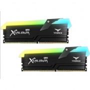 Memorie Team Group XCALIBUR Phantom Gaming RGB DDR4 - 16GB (2x8GB) 3200MHz CL16-18-18-38 1.35v
