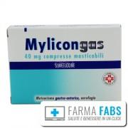Johnson & Johnson Spa Mylicongas Compresse Masticabili 50 Compresse
