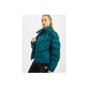 Nike / Gewatteerde jassen Synthetic Fill in turquois - Dames - Turquois - Grootte: Extra Large