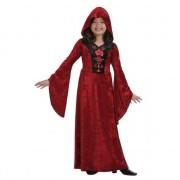 Geen Verkleedkleding vampier jurkje voor meisjes
