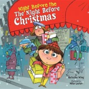 The Night Before the Night Before Christmas, Paperback